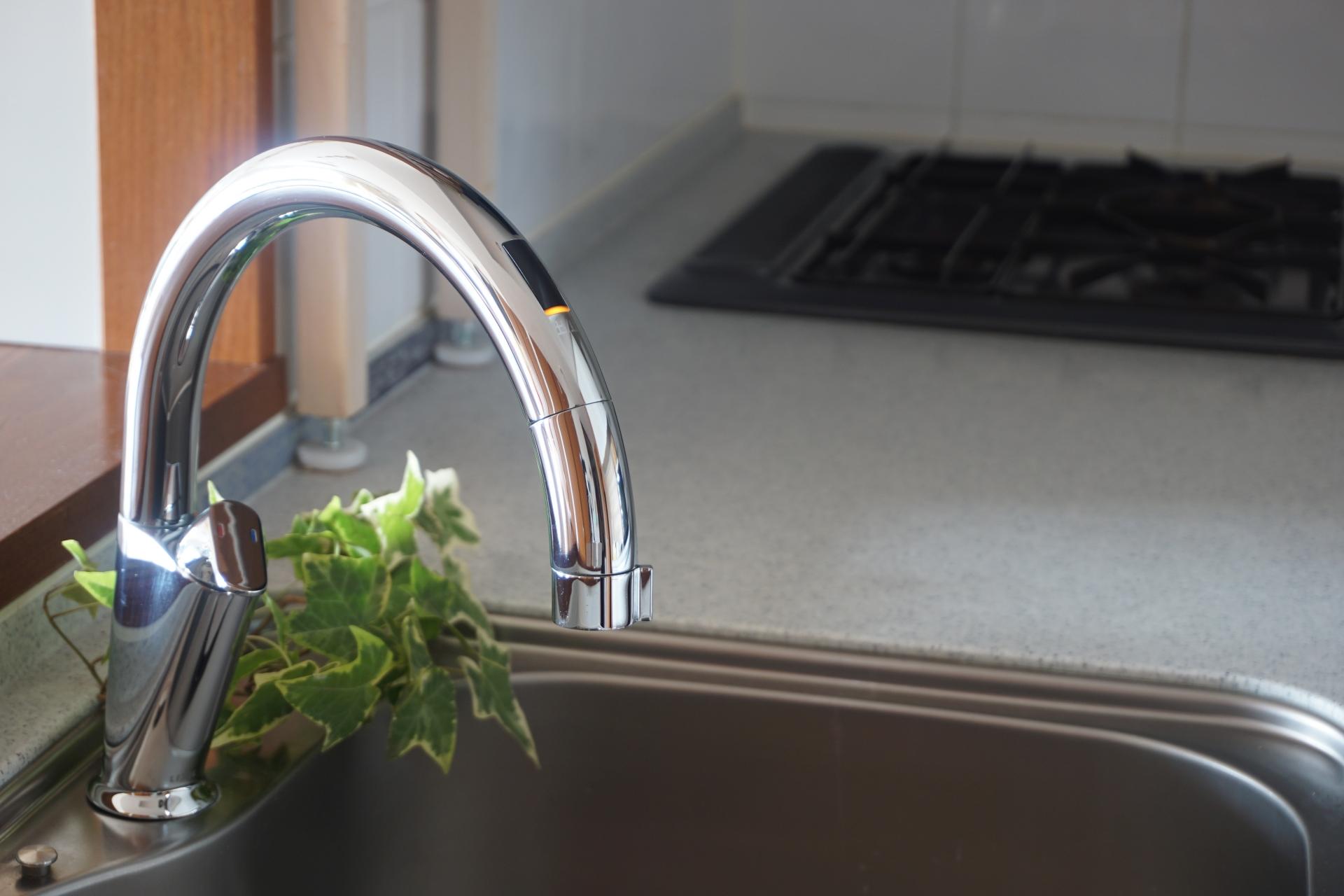 タッチレス水栓 水回りリフォーム