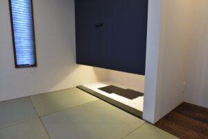 和室の間接照明例