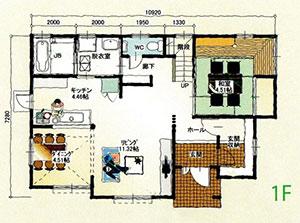 オリジナル規格住宅