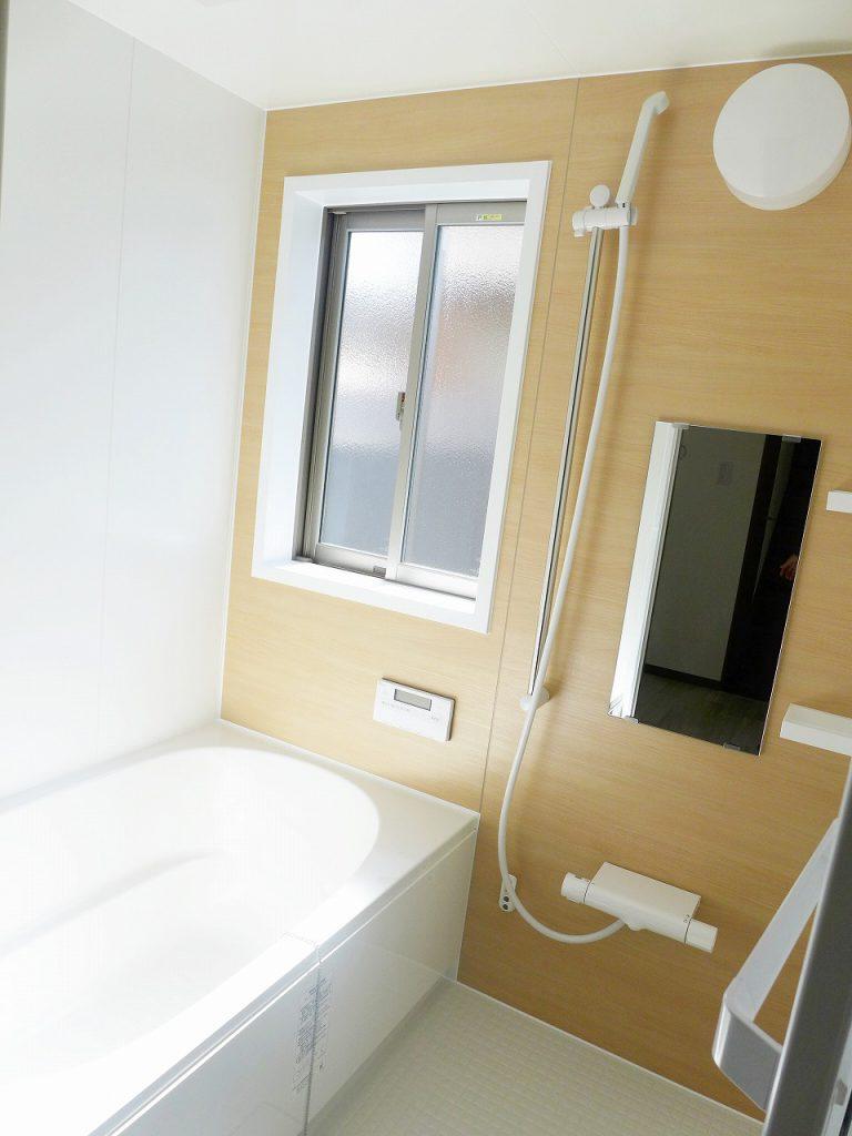 新築賃貸物件 浴室
