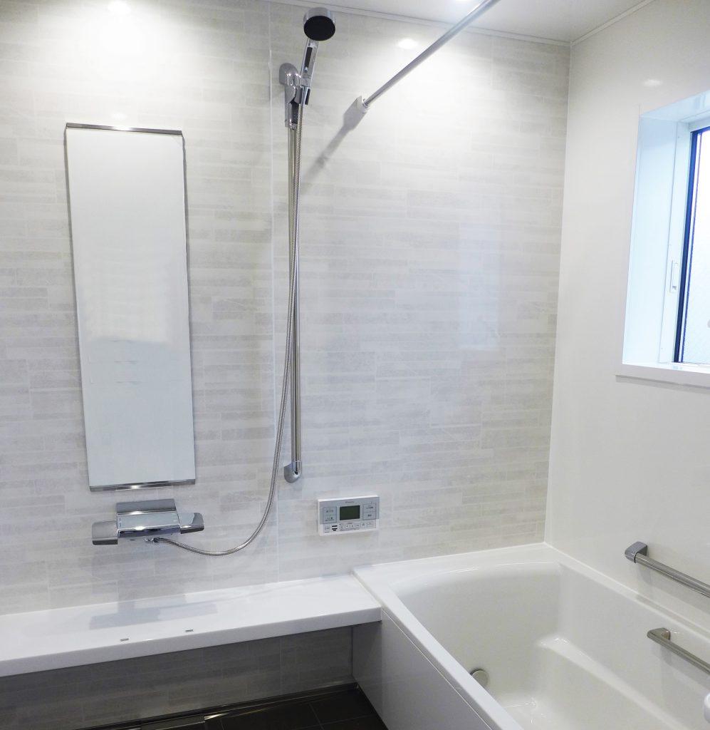 新築注文住宅 浴室/T様邸